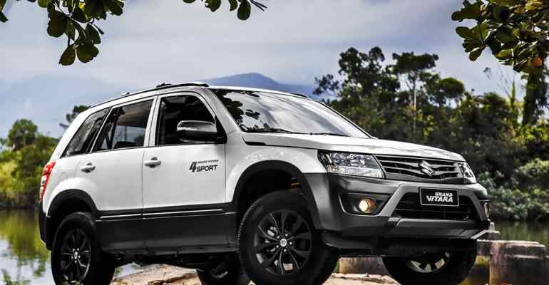 36 Best Review 2019 Suzuki Grand Vitara Spy Shoot with 2019 Suzuki Grand Vitara