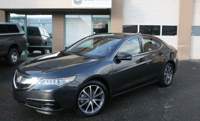 36 Best Review 2020 Acura Tlx Release Date Redesign and Concept by 2020 Acura Tlx Release Date