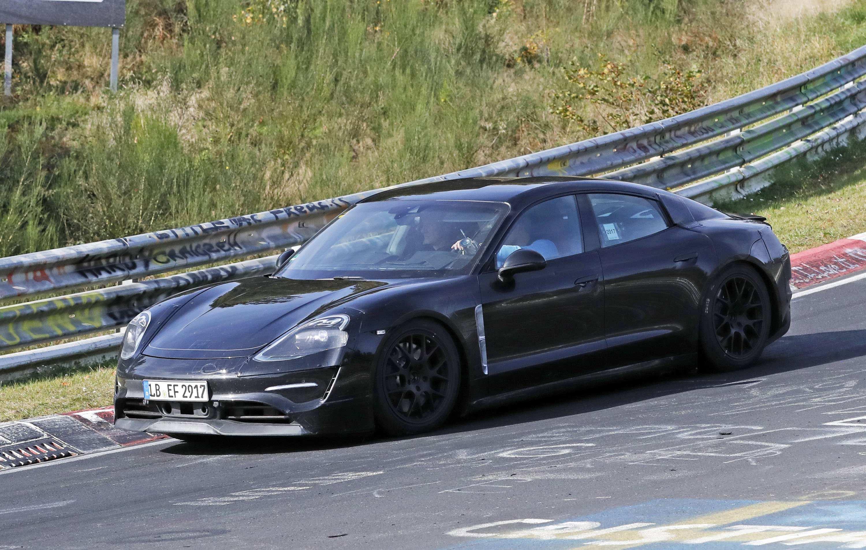 36 Best Review 2020 Porsche Electric Car Speed Test with 2020 Porsche Electric Car