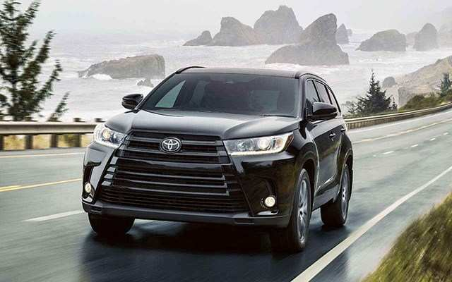 36 Best Review 2020 Toyota Kluger New Concept for 2020 Toyota Kluger