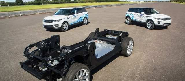 36 Best Review Land Rover All Electric By 2020 Research New for Land Rover All Electric By 2020