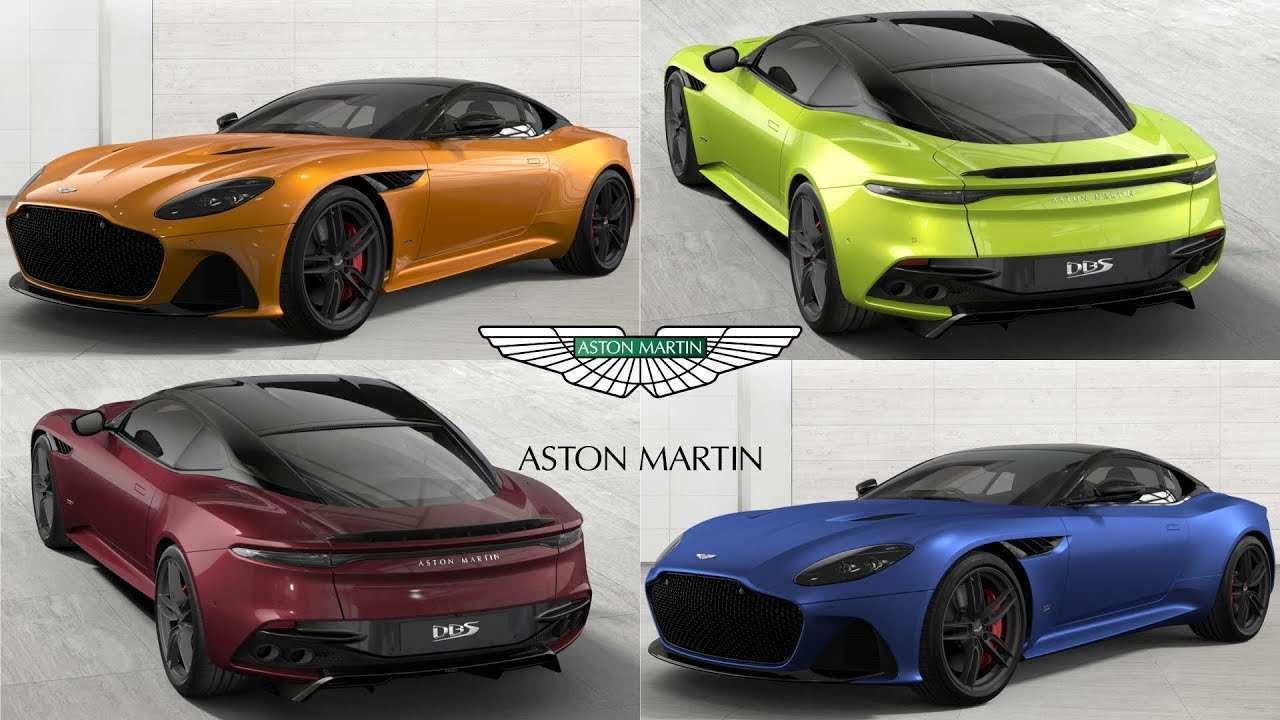 36 Concept of 2019 Aston Martin Vantage Configurator History for 2019 Aston Martin Vantage Configurator