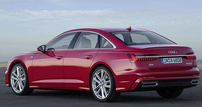 36 Concept of 2019 Audi A6 Release Date Usa Style with 2019 Audi A6 Release Date Usa