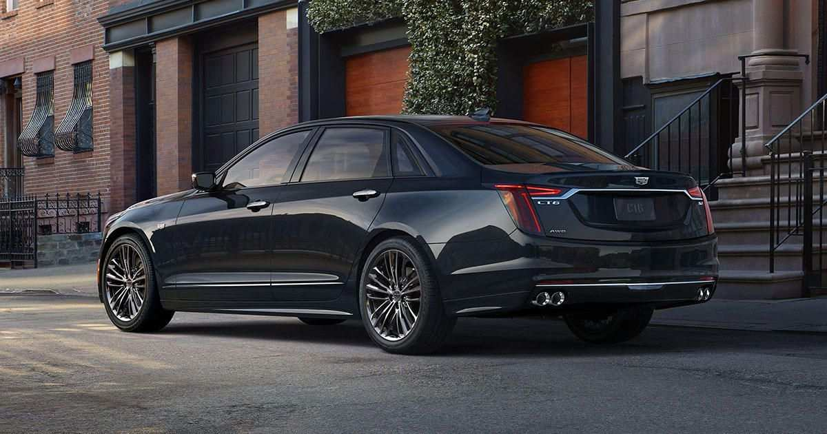 36 Concept of 2019 Cadillac Twin Turbo V8 Exterior for 2019 Cadillac Twin Turbo V8