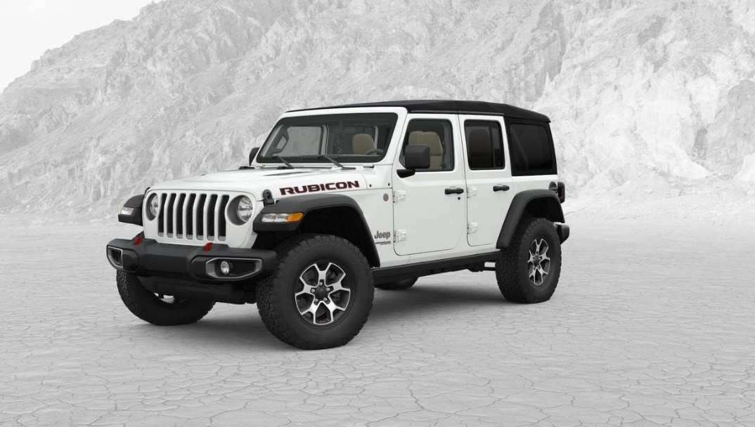 36 Concept of 2019 Jeep Jl Release Date Overview for 2019 Jeep Jl Release Date