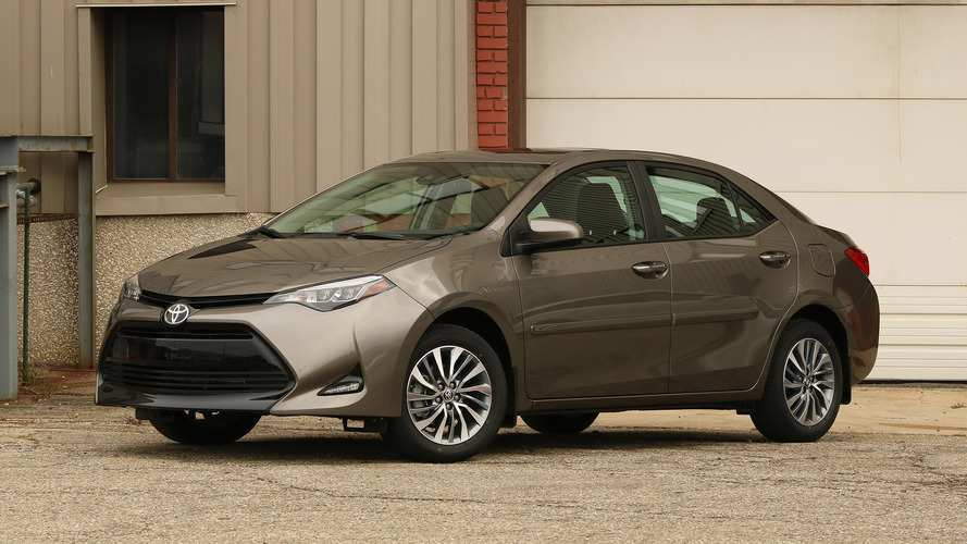 36 Concept of 2019 Model Toyota Corolla First Drive for 2019 Model Toyota Corolla