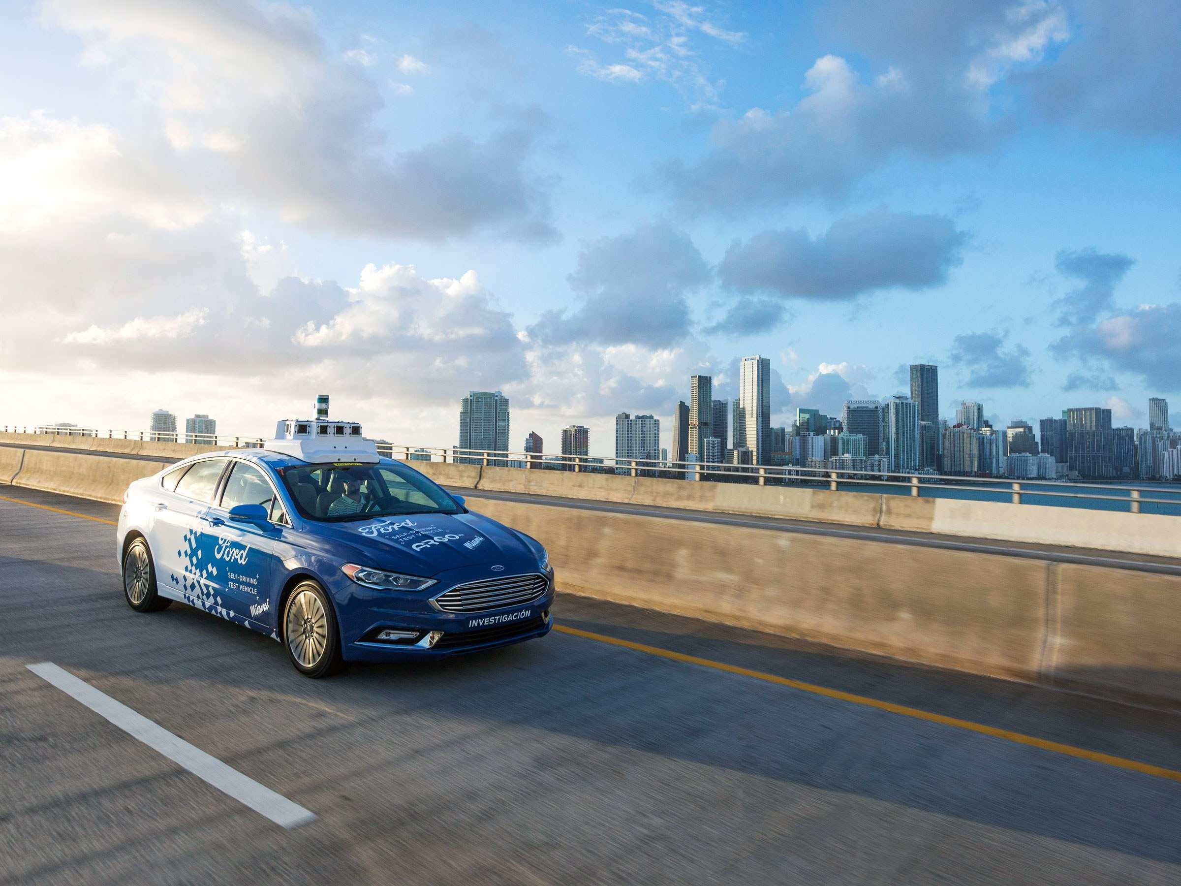 36 Concept of Ford 2020 Driverless Speed Test for Ford 2020 Driverless