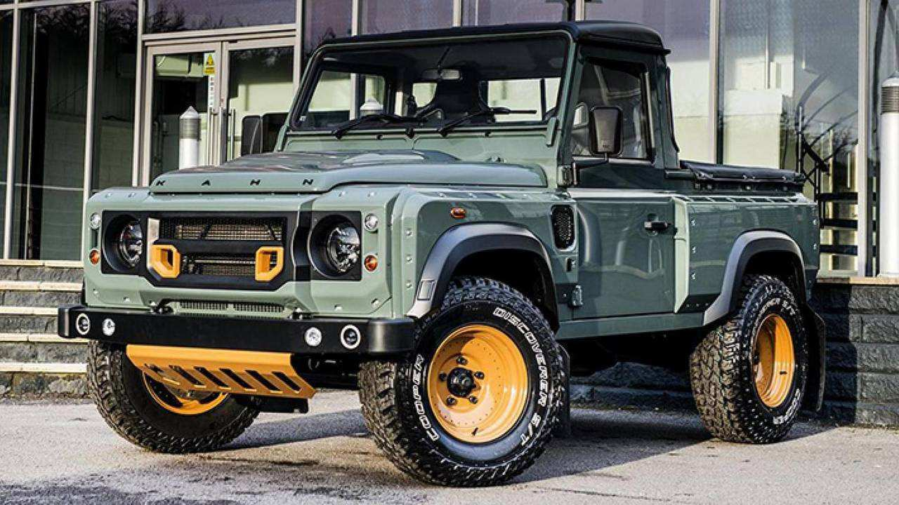 36 Concept of Land Rover Pickup 2019 Reviews by Land Rover Pickup 2019