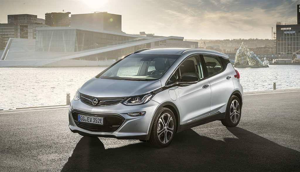 36 Concept of Opel Elektroauto 2020 Exterior by Opel Elektroauto 2020