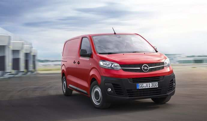 36 Concept of Opel Movano 2019 History with Opel Movano 2019