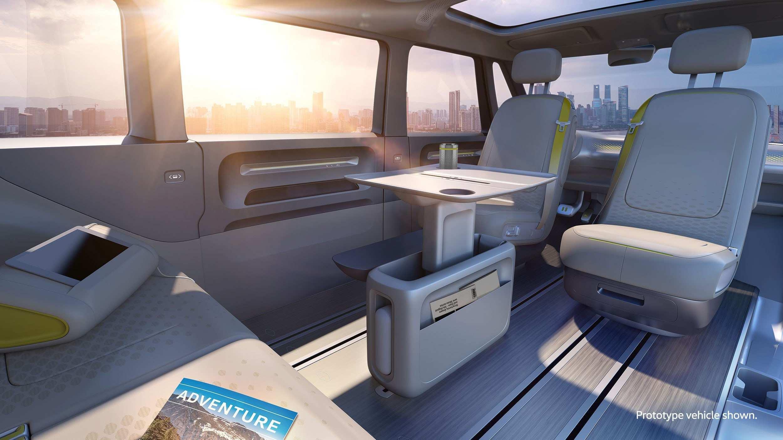 36 Concept of Volkswagen Minivan 2020 Engine with Volkswagen Minivan 2020