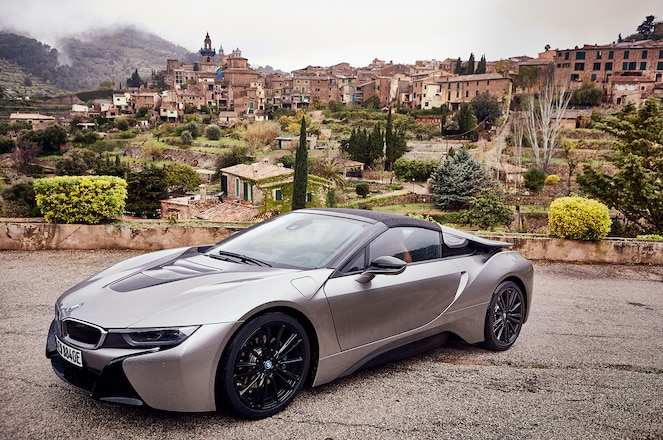 36 Gallery of 2019 Bmw I8 Roadster History by 2019 Bmw I8 Roadster