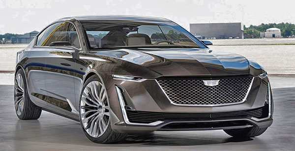 36 Gallery of 2019 Cadillac Ct5 Specs for 2019 Cadillac Ct5