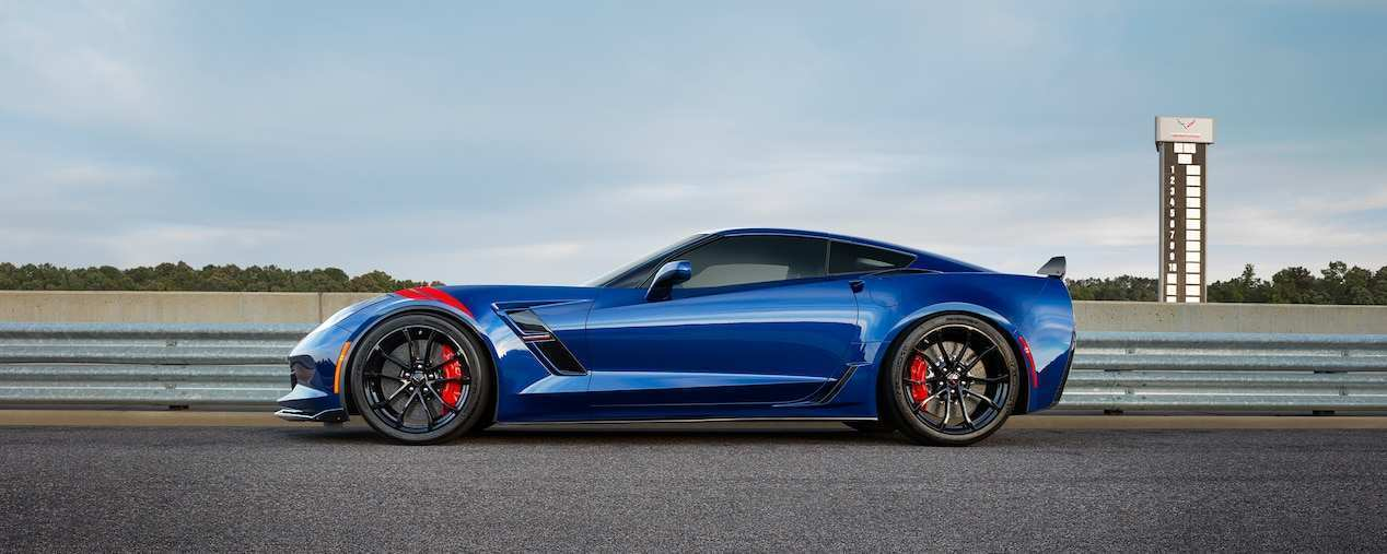 36 Gallery of 2019 Chevrolet Grand Sport Corvette New Review with 2019 Chevrolet Grand Sport Corvette