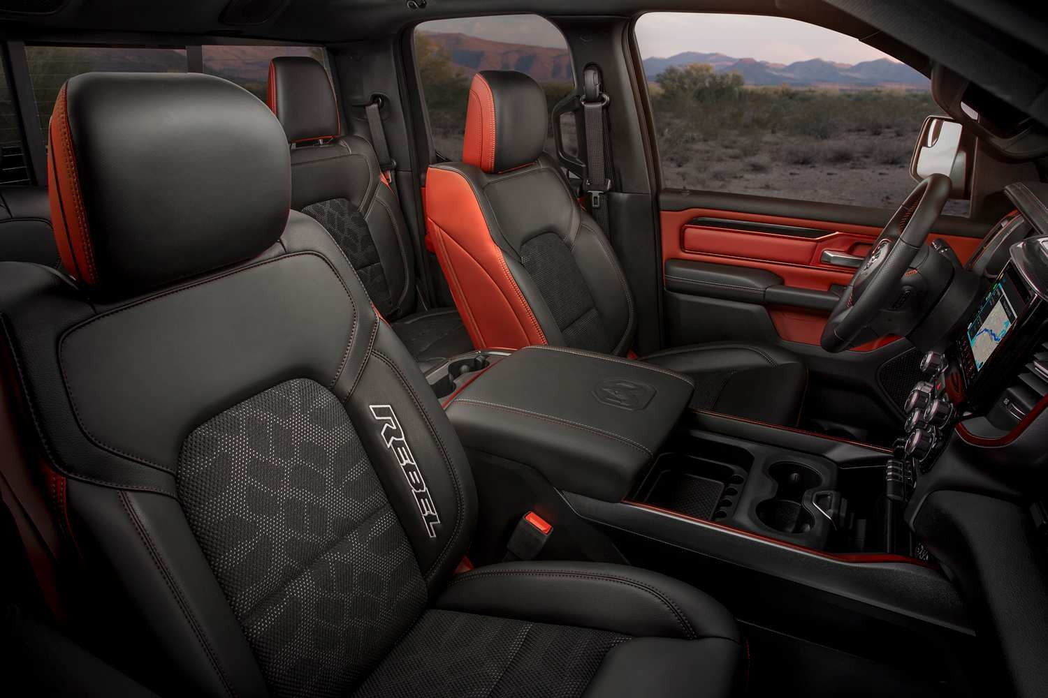 36 Gallery of 2019 Dodge Laramie Interior First Drive for 2019 Dodge Laramie Interior