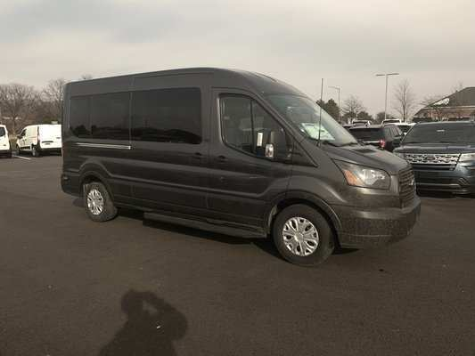 36 Gallery of 2019 Ford 15 Passenger Van Review by 2019 Ford 15 Passenger Van