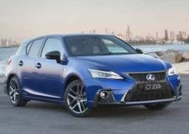 36 Gallery of 2019 Lexus Ct Images with 2019 Lexus Ct