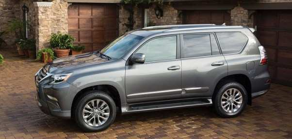 36 Gallery of 2019 Lexus Gx 460 Redesign Price with 2019 Lexus Gx 460 Redesign