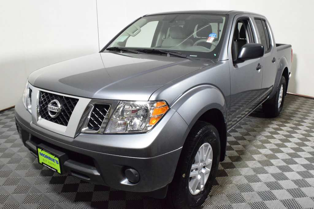 36 Gallery of 2019 Nissan Frontier Crew Cab New Concept with 2019 Nissan Frontier Crew Cab