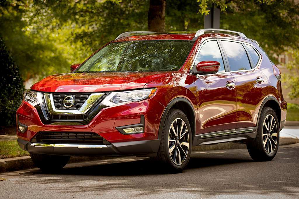 36 Gallery of 2019 Nissan Rogue Spesification for 2019 Nissan Rogue