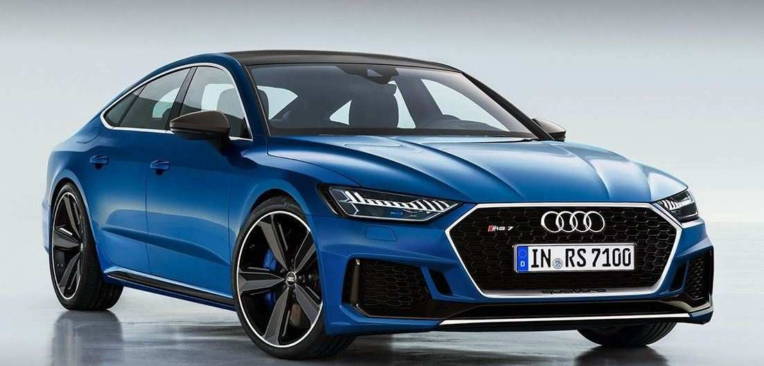 36 Gallery of 2020 Audi Rs6 History with 2020 Audi Rs6