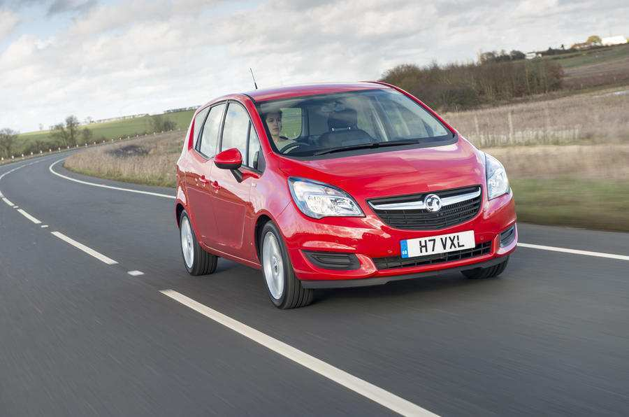 36 Gallery of Opel Meriva 2019 Price with Opel Meriva 2019