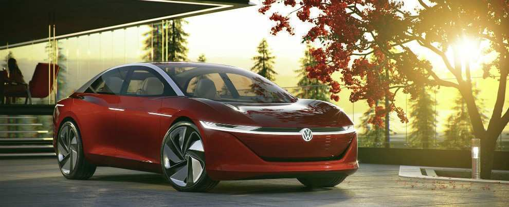 36 Gallery of Volkswagen Elettrica 2020 Spy Shoot for Volkswagen Elettrica 2020