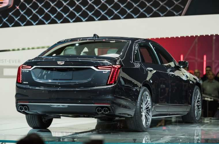 36 Great 2019 Cadillac Ct6 Model by 2019 Cadillac Ct6