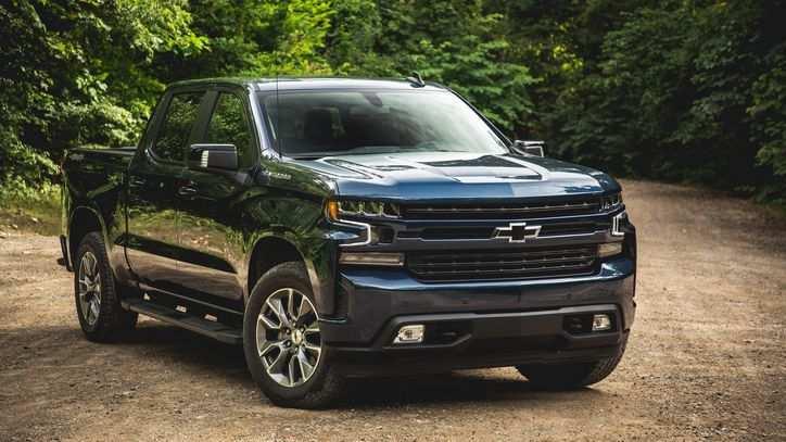 36 Great 2019 Chevrolet 1500 Mpg History for 2019 Chevrolet 1500 Mpg