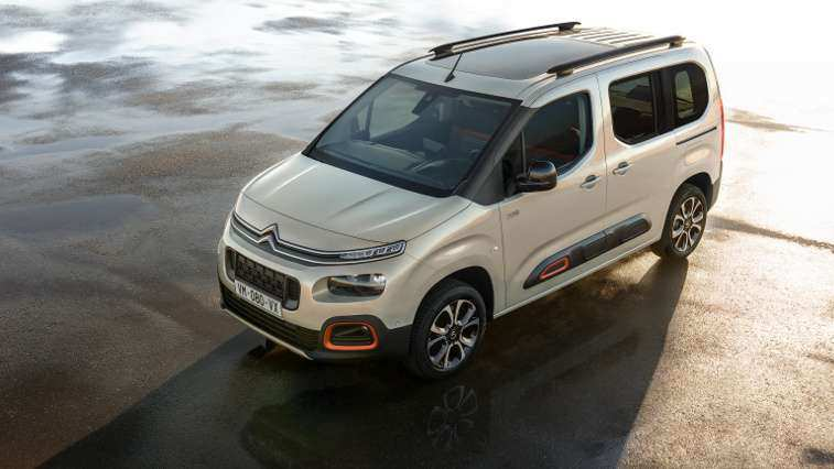 36 Great 2019 Citroen Berlingo Spesification by 2019 Citroen Berlingo