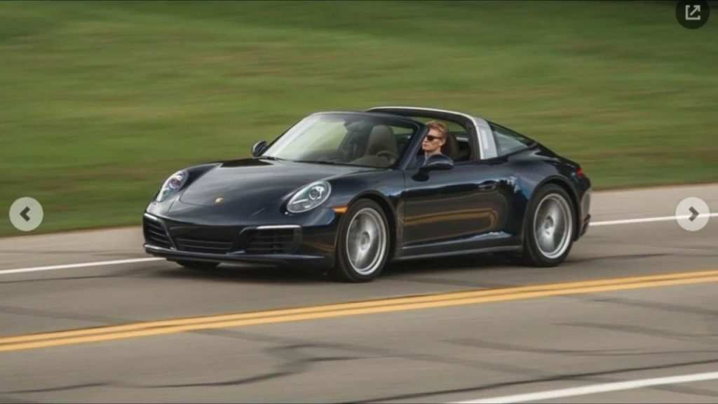 36 Great 2019 Porsche Targa 4 Gts New Review by 2019 Porsche Targa 4 Gts