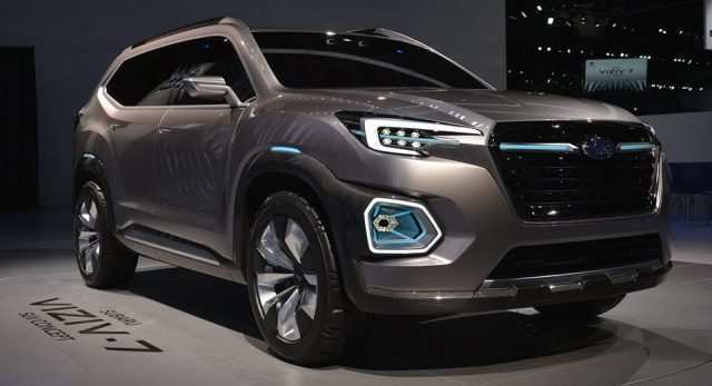 36 Great 2019 Subaru Viziv Pickup Photos with 2019 Subaru Viziv Pickup