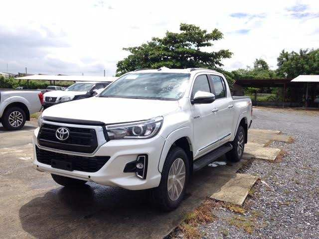 36 Great 2019 Toyota Hilux Facelift Exterior for 2019 Toyota Hilux Facelift