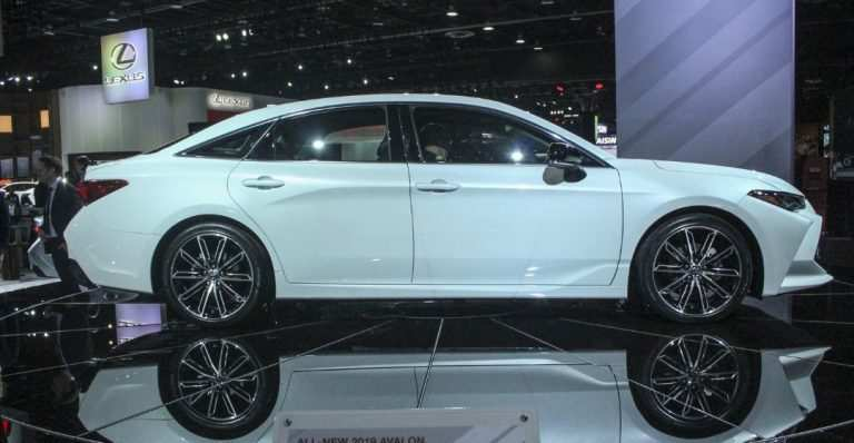36 Great 2020 Toyota Avalon Redesign Speed Test for 2020 Toyota Avalon Redesign