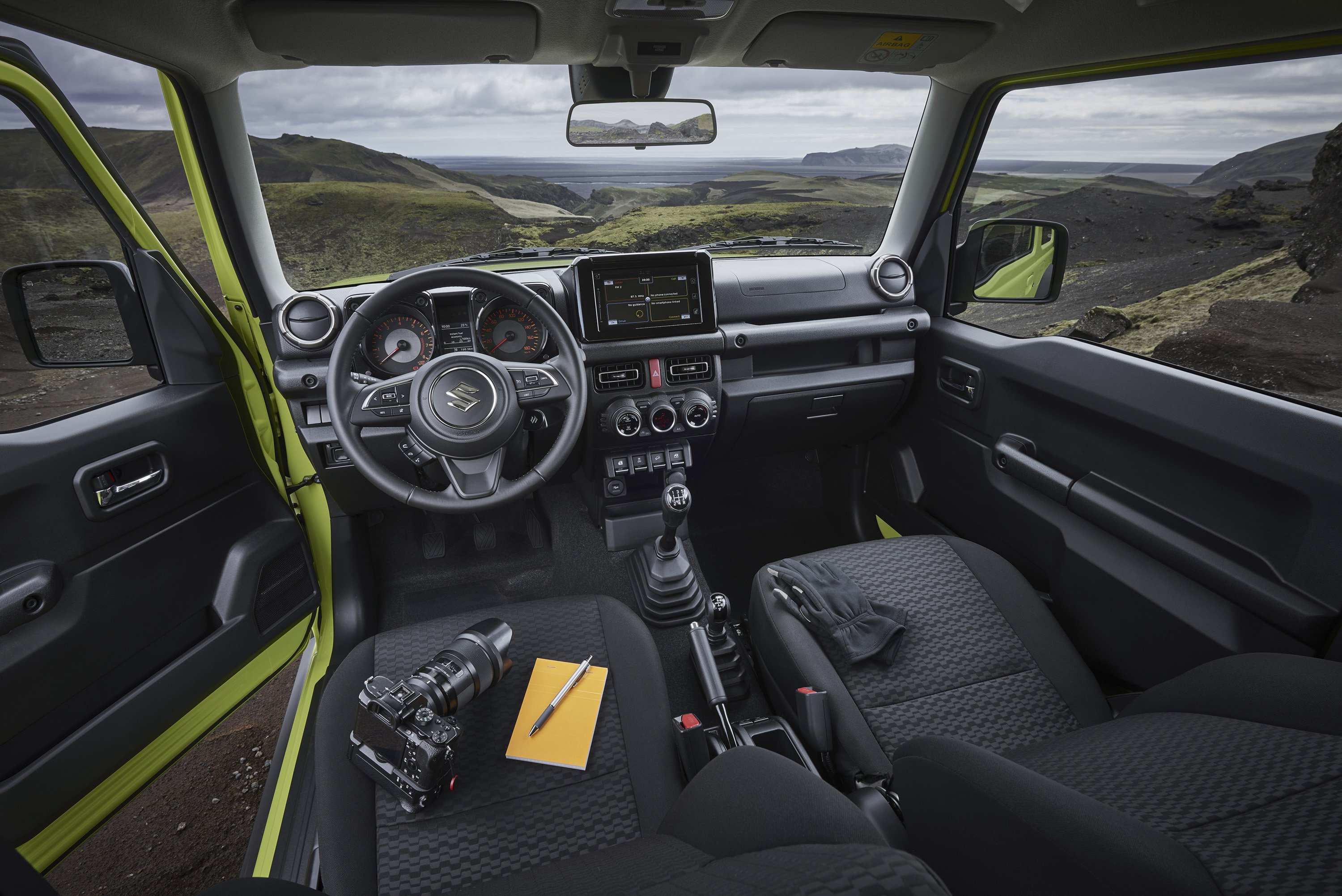 36 Great Suzuki Jimny 2019 Interior Photos for Suzuki Jimny 2019 Interior