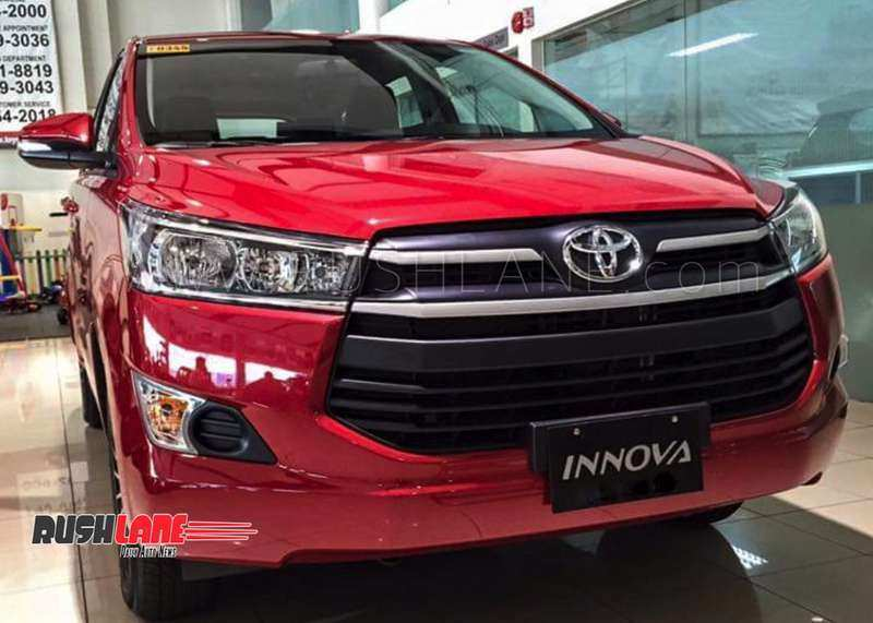 36 Great Toyota Innova 2019 Pictures with Toyota Innova 2019