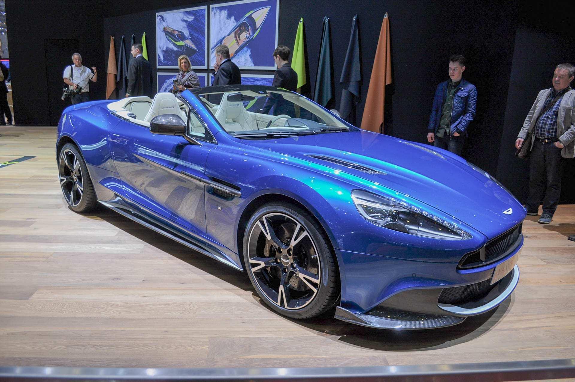 36 New 2019 Aston Martin Vanquish S Photos for 2019 Aston Martin Vanquish S