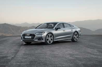 36 New 2019 Audi A7 0 60 Pictures with 2019 Audi A7 0 60