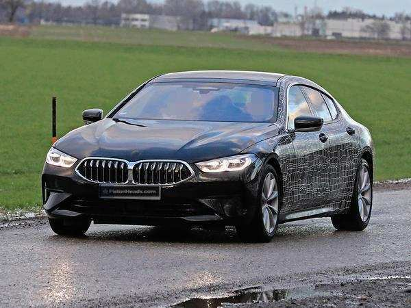 36 New 2019 Bmw 8 Series Gran Coupe Rumors by 2019 Bmw 8 Series Gran Coupe