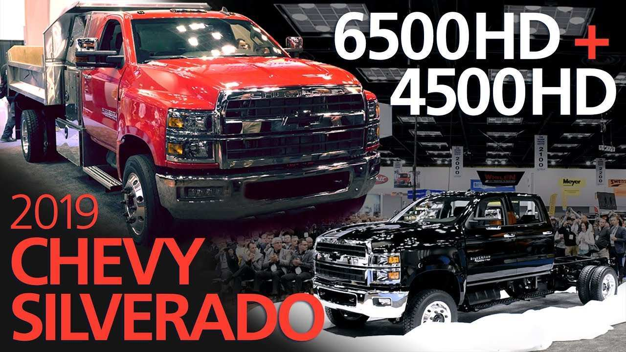 36 New 2019 Chevrolet 4500Hd Price Picture for 2019 Chevrolet 4500Hd Price