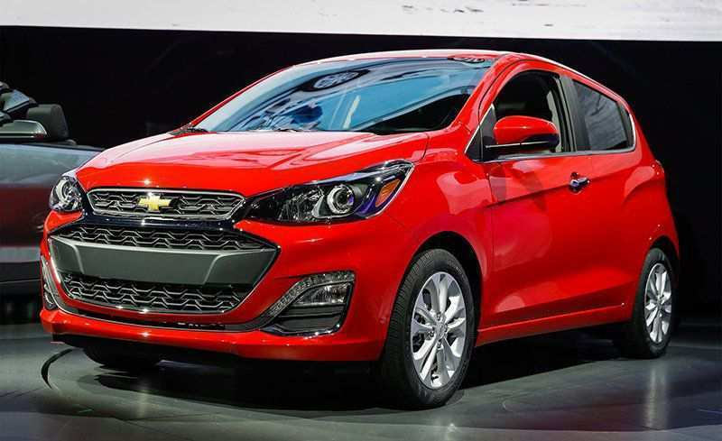 36 New 2019 Chevrolet Spark Reviews with 2019 Chevrolet Spark