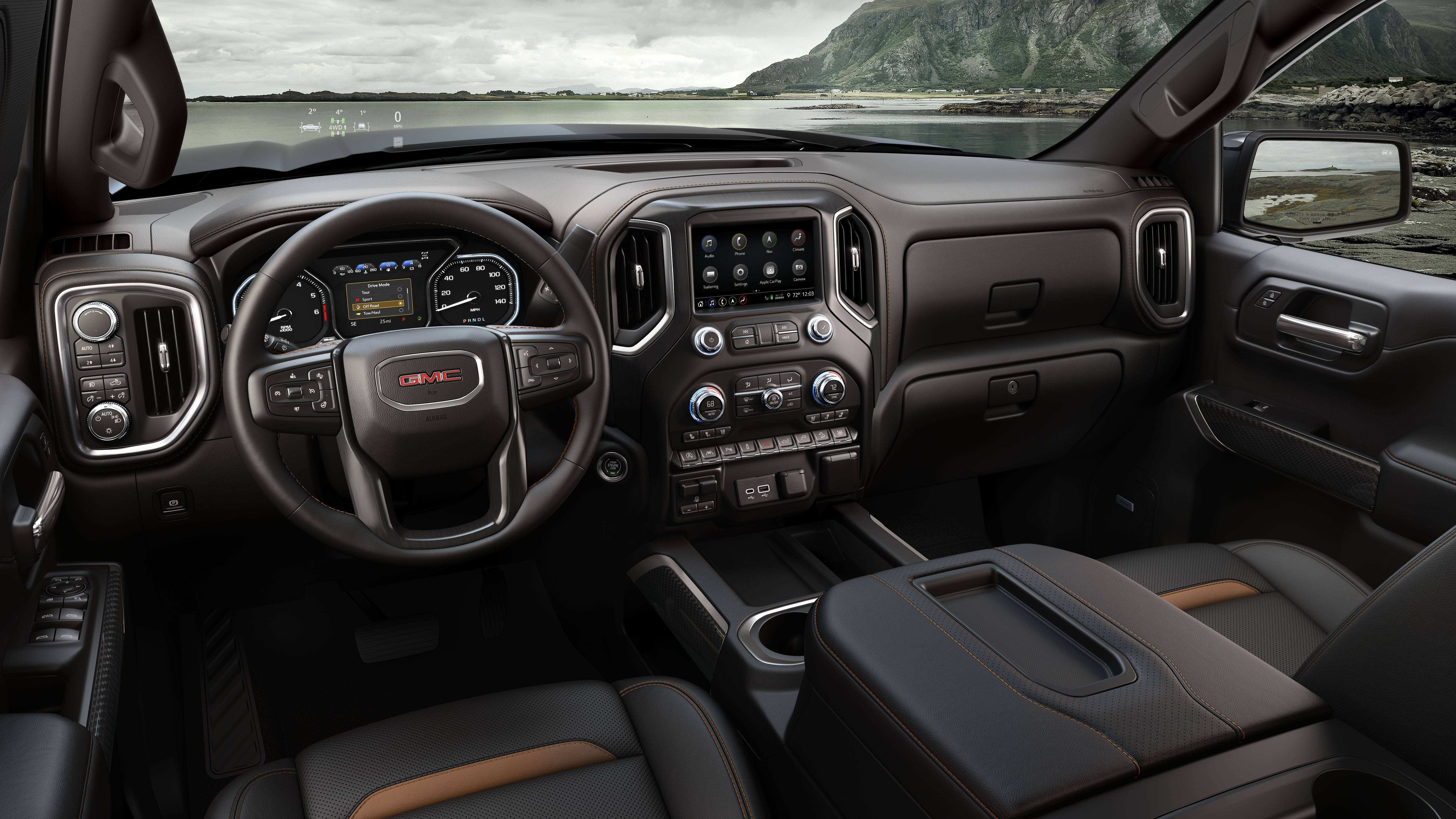 36 New 2019 Gmc Sierra Interior Performance and New Engine by 2019 Gmc Sierra Interior