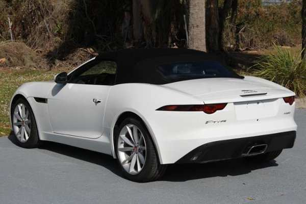 36 New 2019 Jaguar Convertible Redesign for 2019 Jaguar Convertible