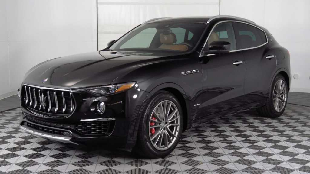 36 New 2019 Maserati Suv Photos by 2019 Maserati Suv