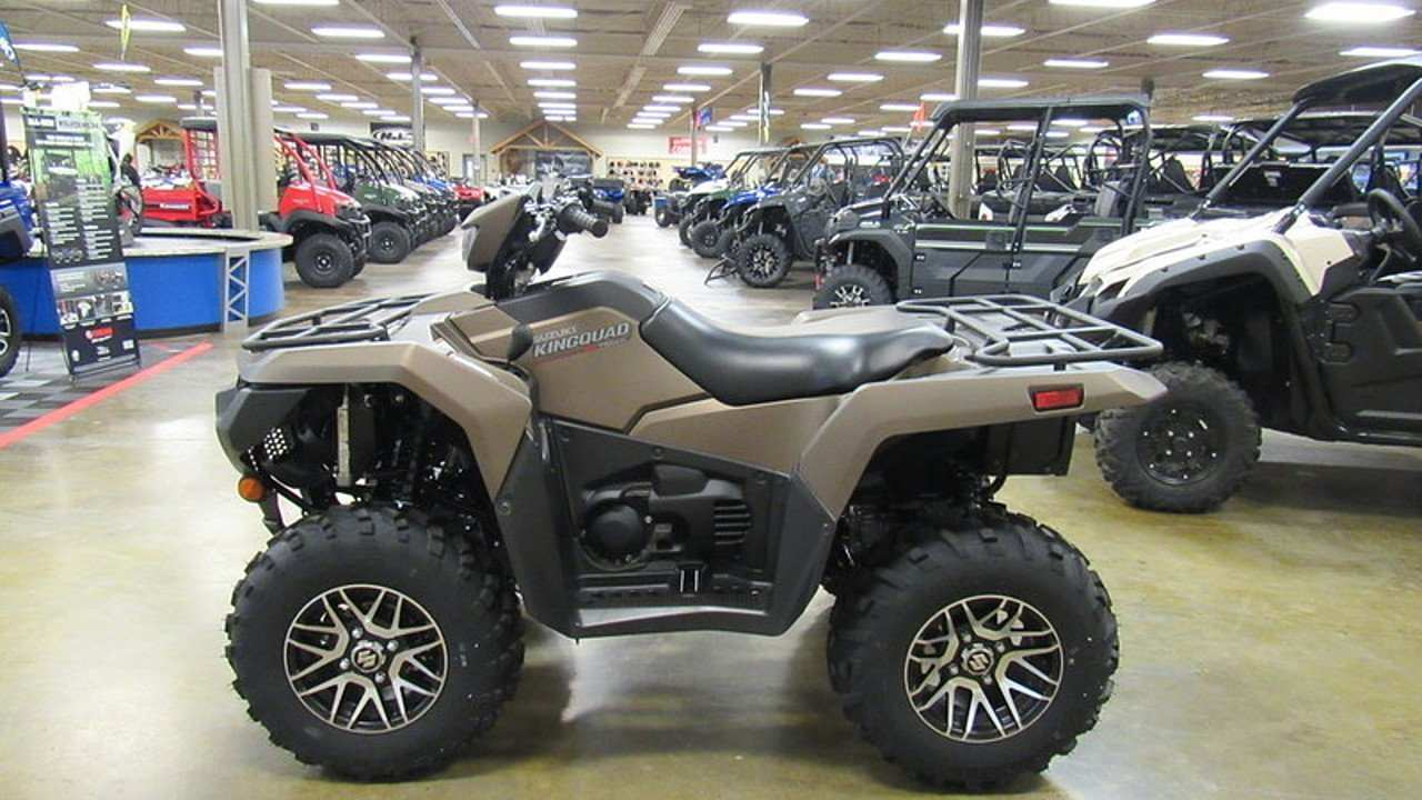 36 New 2019 Suzuki 750 King Quad Concept by 2019 Suzuki 750 King Quad
