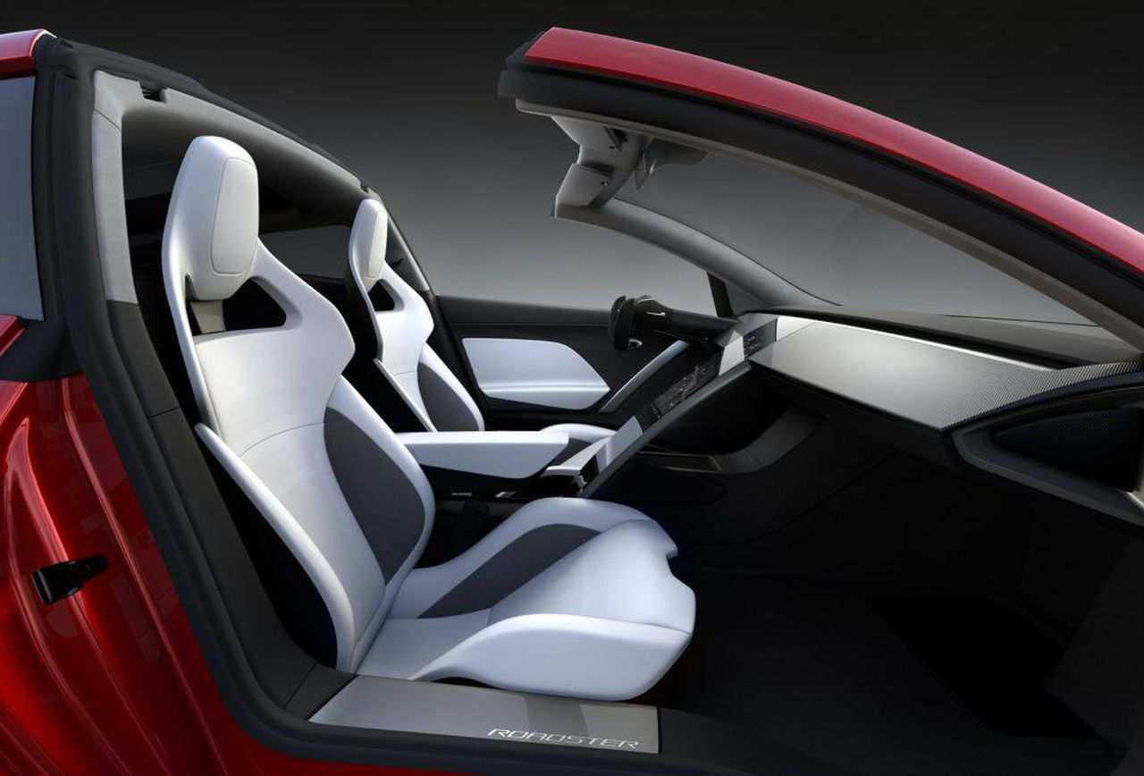 36 New 2019 Tesla Roadster Interior Performance and New Engine with 2019 Tesla Roadster Interior