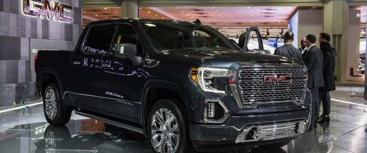 36 New 2020 Gmc Truck Release for 2020 Gmc Truck