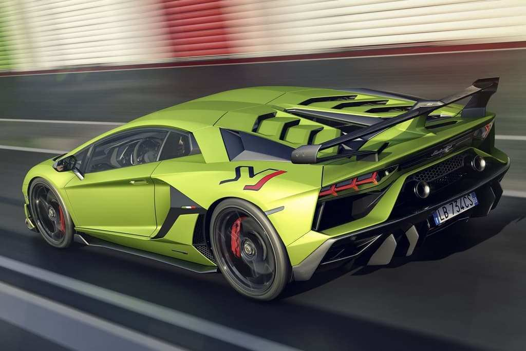 36 New 2020 Lamborghini Svj Overview by 2020 Lamborghini Svj