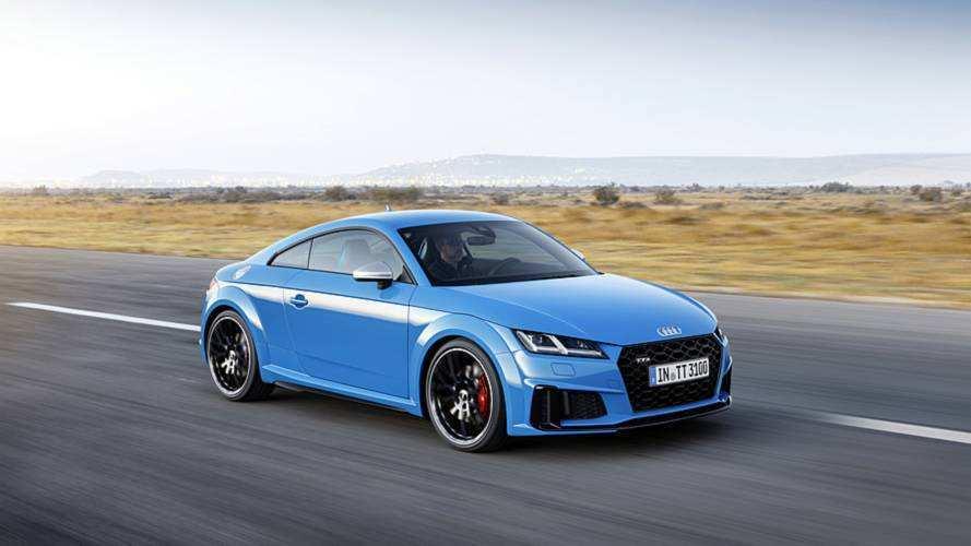 36 The 2019 Audi Tt Specs Specs with 2019 Audi Tt Specs