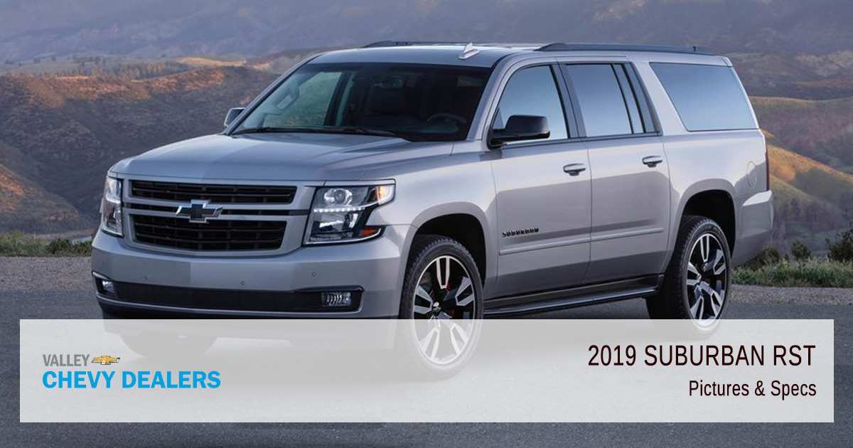 36 The 2019 Chevrolet Suburban Rst First Drive with 2019 Chevrolet Suburban Rst